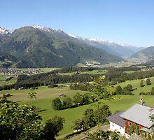 Tyrol, Austria by Reepy