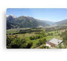 Tyrol, Austria Metal Print