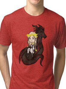 Tipa co o' drago Tri-blend T-Shirt