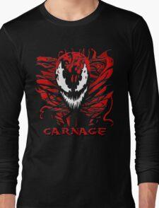 Carnage Long Sleeve T-Shirt