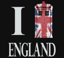 I Who? England! Kids Clothes
