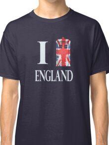 I Who? England! Classic T-Shirt