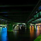 Under the bridge. by Darren  Rooney