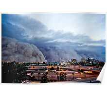 The Phoenix Haboob of July 5th, 2011 Poster