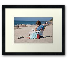 Idylic Afternoon Framed Print