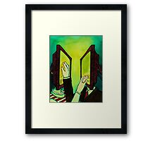 The Future of Family Life Framed Print