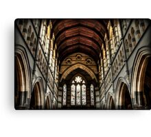 ~ gothic faith ~ Canvas Print