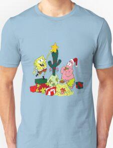 Merry Christmas From Spongebob T-Shirt