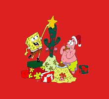 Merry Christmas From Spongebob Unisex T-Shirt