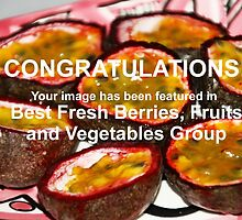Breakfast - Banner for Best Fresh Berries, Fruits and Vegetables by Sammy Nuttall