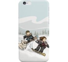 Winter is Here iPhone Case/Skin