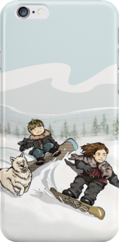 Winter is Here by Sarah  Mac