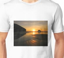 Cornwall: Patterns in the Sunset Unisex T-Shirt