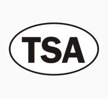 TSA - Oval Identity Sign by Ovals
