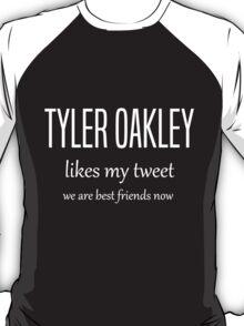 Tyler Oakley likes my tweet T-Shirt