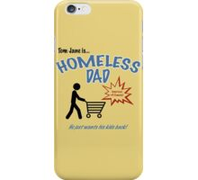 Homeless Dad - Arrested Development iPhone Case/Skin