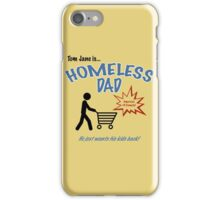 Homeless Dad - Arrested Development iPhone Case/Skin