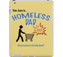 Homeless Dad - Arrested Development iPad Case/Skin