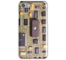 "Retro Circuits #7 ""1984"" iPhone Case/Skin"