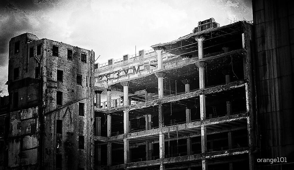 Apocalyptic Melbourne by Darren  Rooney