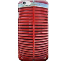 1940's Chevrolet Fire Truck  iPhone Case/Skin