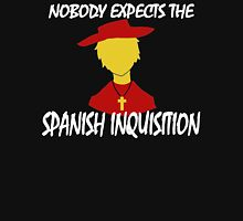 Nobody Expects the Spanish Inquisition Unisex T-Shirt