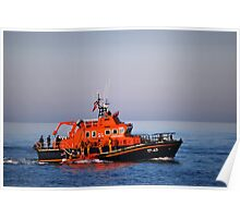 Dover Lifeboat & inshore Lifeboat Poster