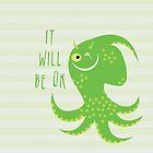Squid of Reassurance by makoshark