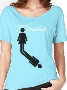 Amazing Thailand Women's Relaxed Fit T-Shirt