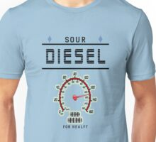 weed sour diesel gifts  Unisex T-Shirt