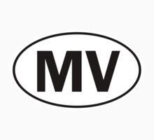 MV - Oval Identity Sign by Ovals
