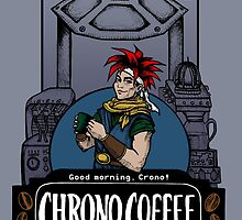 Chrono Coffee by Nocturnarwhal