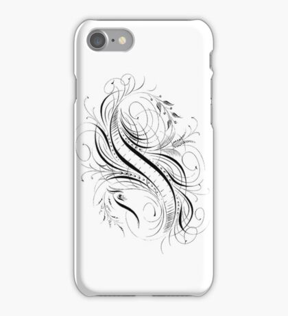Bird05a iPhone Case/Skin