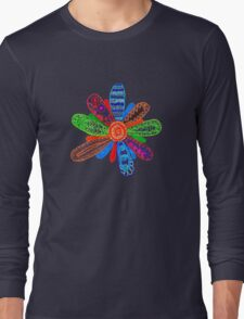 If Only I Could Have You In My Garden... Long Sleeve T-Shirt