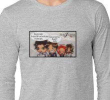 X Castle Files Long Sleeve T-Shirt