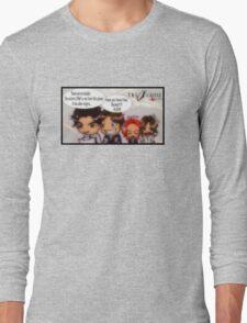 X Castle Files T-Shirt