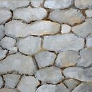 stone wall by demonique