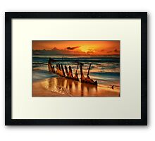 Dicky Dawn Framed Print