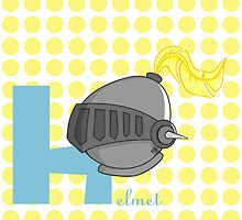 h for helmet by alapapaju