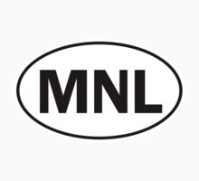 MNL - Oval Identity Sign by Ovals