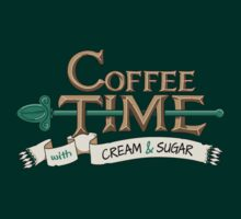 Coffee Time! (Banner) by powerpig
