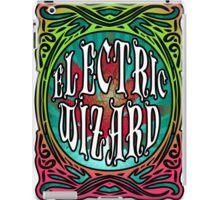 STONER DOOM ELECTRIC WIZARD iPad Case/Skin