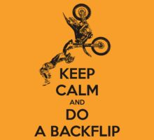 KEEP CALM AND A DO BACKFLIP by chester92