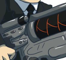 Badass Coulson Sticker