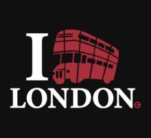 I LOVE LONDON by labelia