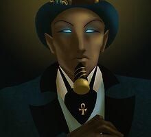 Egypto-NeoVictorian Noir by Sara Machajewski