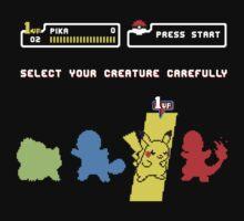 Choose Your Creature... Kids Clothes