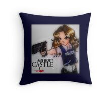 You're under arrest! Throw Pillow