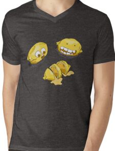 Gary the Lemon Mens V-Neck T-Shirt