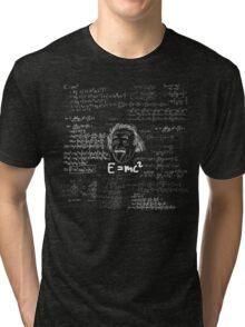 E = mc2 Tri-blend T-Shirt
